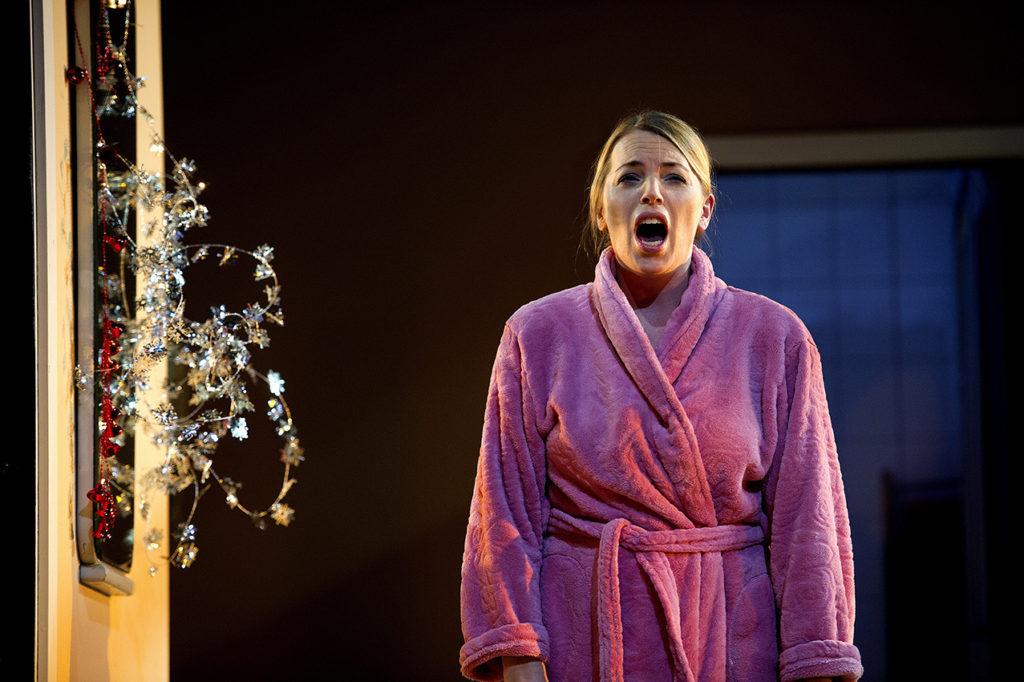 Before Breakfast, The stronger, Opera
