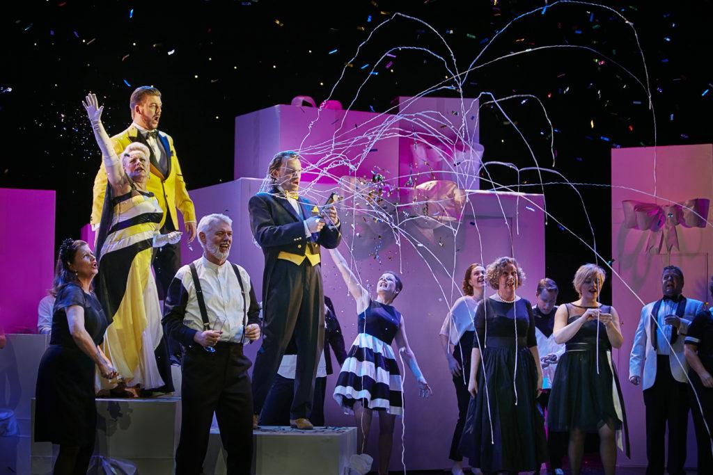 70 års Opera, instrueret af Eva-Maria Melbye